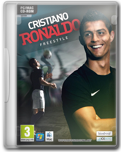 Cristiano Ronaldo Freestyle (www.Downloadina.Net)
