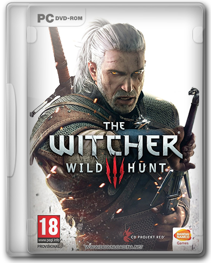 The Witcher 3 Wild Hunt -Small Cover- (www.Downloadina.Net)