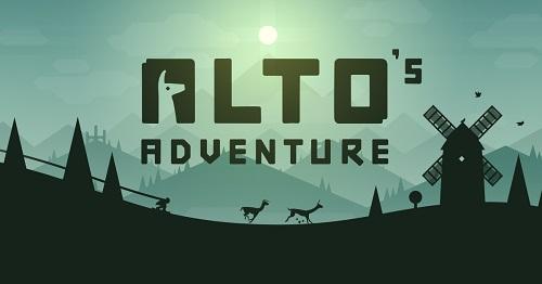 دانلود بازی Alto's Adventure برای اندروید