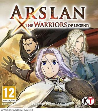 دانلود بازی Arslan The Warriors of Legend برای PC