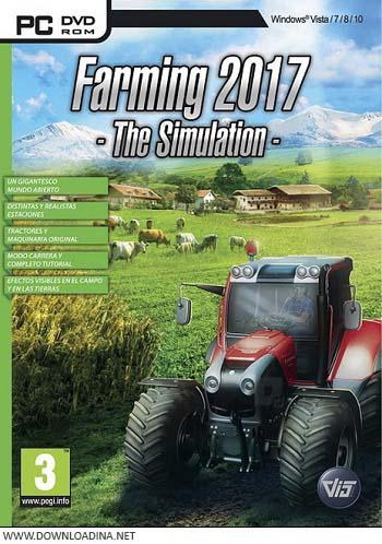 دانلود بازی Professional Farmer 2017 برای PC