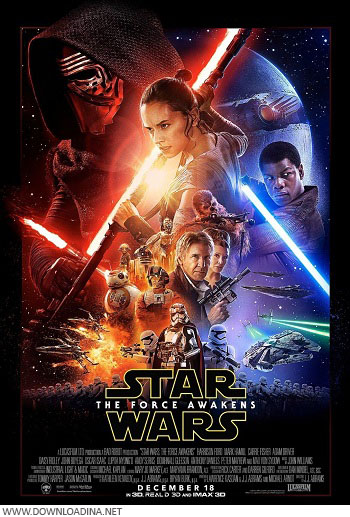 دانلود فیلم Star Wars Episode VII The Force Awakens 2015
