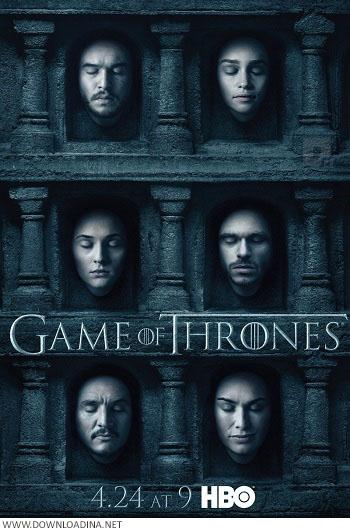 دانلود فصل ششم سریال Game of Thrones Season 6