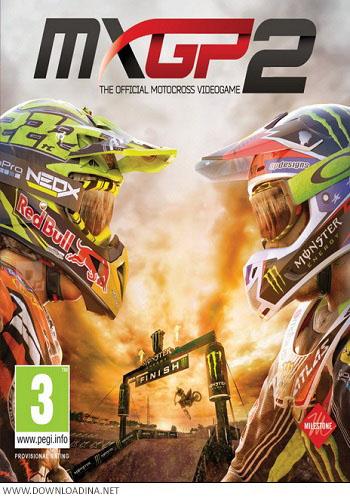 دانلود بازی MXGP2 برای PC