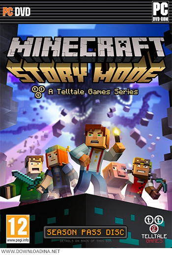 دانلود بازی Minecraft Story Mode Episode 8 برای PC