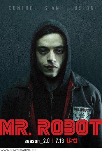 دانلود فصل دوم سریال آقای ربات - Mr Robot Season 2