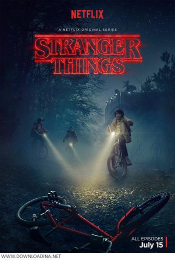 دانلود فصل اول سریال چیزهای عجیب - Stranger Things Season 1