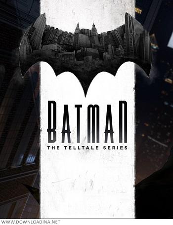 دانلود بازی Batman The Telltale Series برای PC