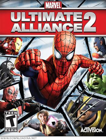 دانلود بازی Marvel Ultimate Alliance 2 برای PC