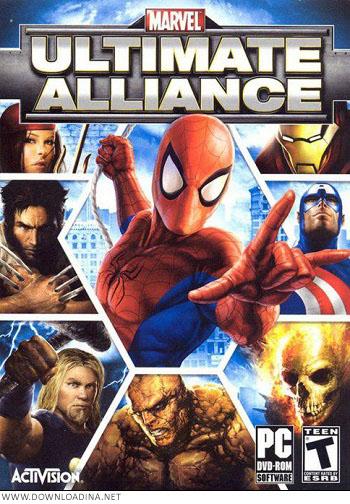 دانلود بازی Marvel Ultimate Alliance برای PC