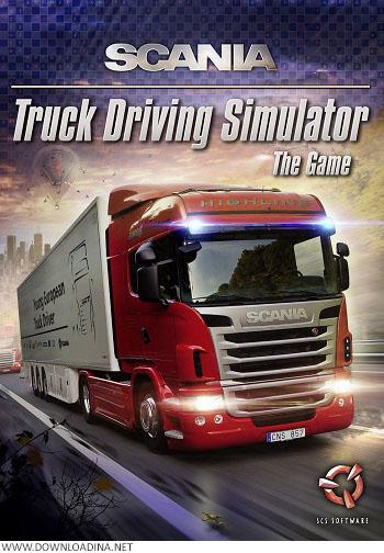 دانلود بازی Scania Truck Driving Simulator Extended برای PC