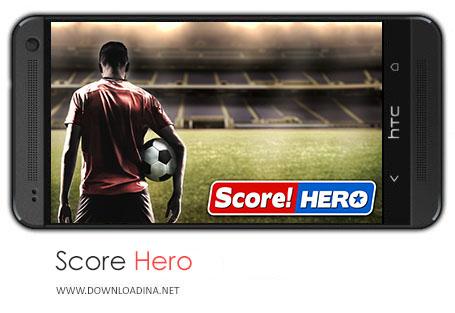 دانلود بازی Score Hero برای اندروید