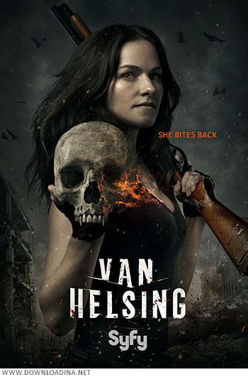 دانلود فصل اول سریال ون هلسینگ - Van Helsing Season 1