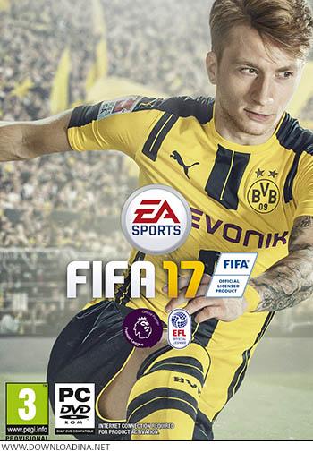 دانلود بازی FIFA 17 برای PC