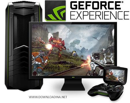 دانلود نرم افزار NVIDIA GeForce Experience