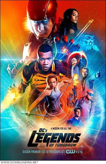 دانلود فصل دوم سریال افسانههای فردا - DCs Legends of Tomorrow Season 2