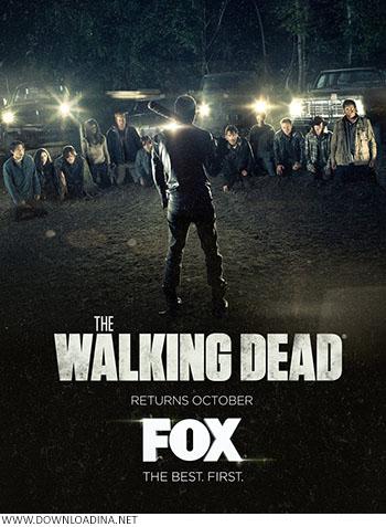 دانلود فصل هفتم سریال مردگان متحرک - The Walking Dead Season 7