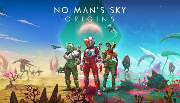 دانلود نسخه فشرده بازی No Man's Sky Origins برای PC