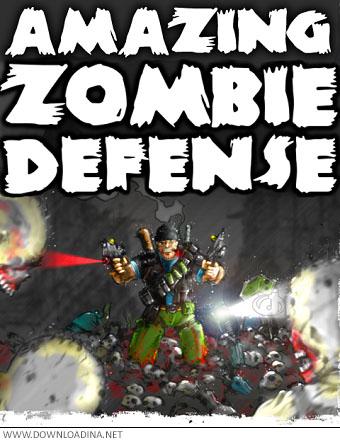 Amazing Zombie Defense (www.Downloadina.Net)