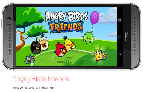 Angry Birds Friends - Android (www.Downloadina.Net)