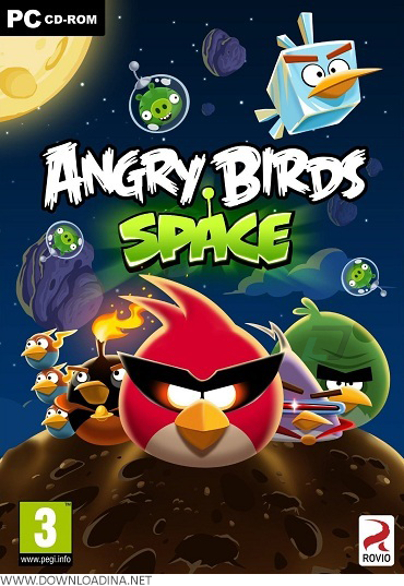 Angry Birds Space - PC (www.Downloadina.Net)