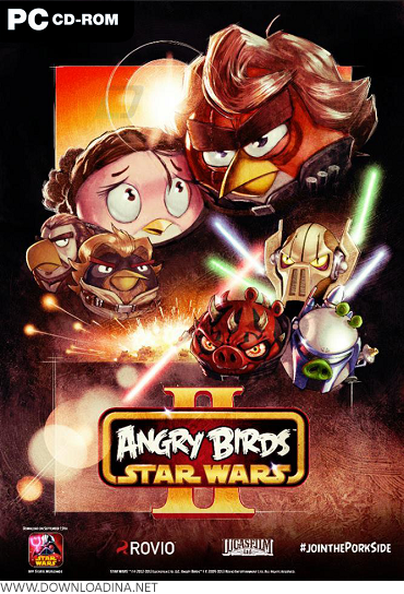 Angry Birds Star Wars II - PC (www.Downloadina.Net)