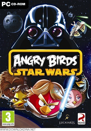 Angry Birds Star Wars - PC (www.Downloadina.Net)