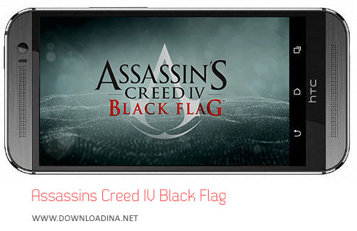 Assassins Creed IV Black Flag - Android (www.Downloadina.Net)