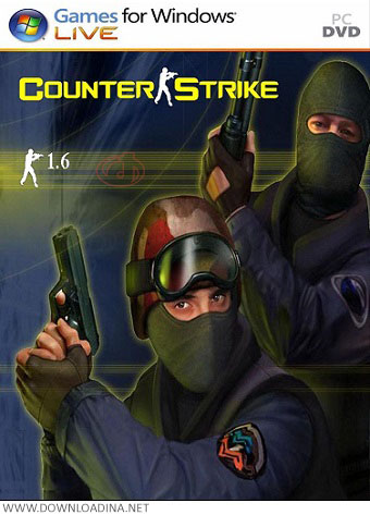 Counter Strike 1.6 (www.Downloadina.Net)