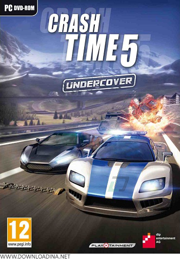 بازی Crash Time 5: Undercover+دانلود