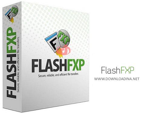 FlashFXP (www.Downloadina.Net)