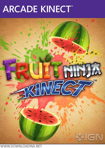 Fruit Ninja HD (www.Downloadina.Net)