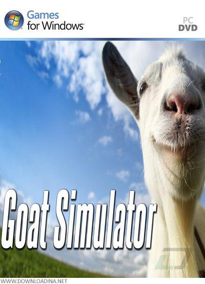 Goat Simulator (www.Downloadina.Net)