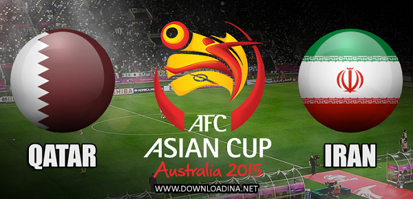 Iran VS Qatar-AFC Asian Cup 2015 (www.Downloadina.Net)