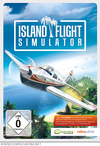 Island Flight Simulator -Small- (www.Downloadina.Net)