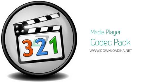 دانلود مجموعه کدک های صوتی و تصویری Media Player Codec Pack