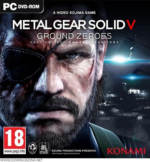 Metal Gear Solid V Ground Zeroes (www.Downloadina.Net)