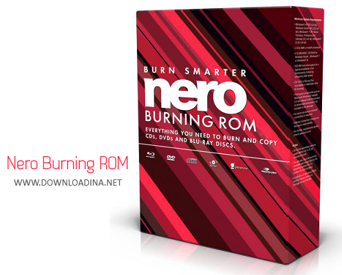 Nero Burning ROM (www.Downloadina.Net)