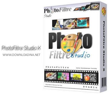 دانلود نرم افزار PhotoFiltre Studio X