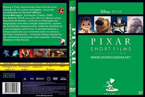Pixar Short Films Collection (www.Downloadina.Net)