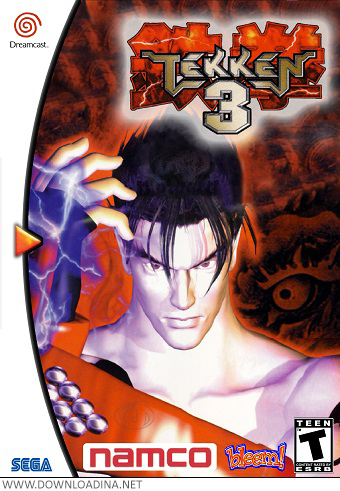 Tekken 3 - PC (www.Downloadina.Net)
