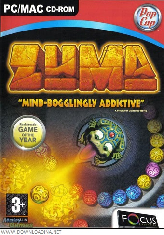 Zuma Deluxe (www.Downloadina.Net)